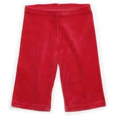 Mundo Melocotón - Pants Velvet - Red - Pants - Mundo Melocoton - Bmini - Design for Kids