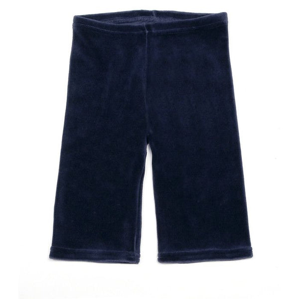 Mundo Melocotón - Pants Velvet - Retro Blue - Pants - Bmini | Design for Kids