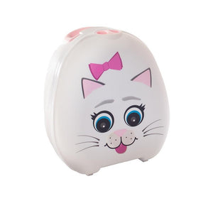My Carry Potty - Travel Potty - Cat - Potty - Bmini | Design for Kids