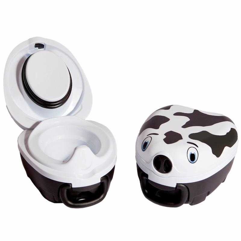 My Carry Potty - Travel Potty - Cow - Potty - Bmini | Design for Kids