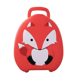 My Carry Potty - Travel Potty - Fox - Potty - Bmini | Design for Kids