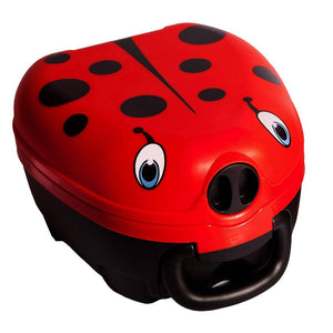 My Carry Potty - Travel Potty - Ladybug - Potty - Bmini | Design for Kids