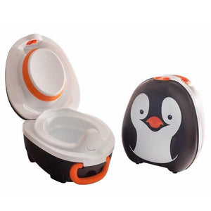 My Carry Potty - Travel Potty - Penguin