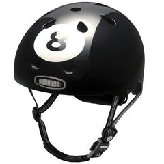 Nutcase street helmet - 8 ball (Gloss) - Helmet - Nutcase - Bmini - Design for Kids - 1