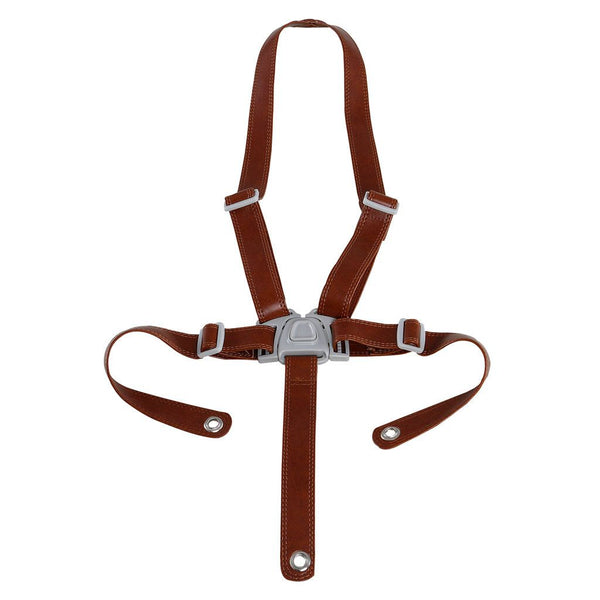 Micuna OVO - Brown Leatherette Security Straps - High chair accessories - Bmini | Design for Kids