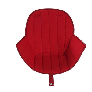 Seat Cushion for the Ovo High Chair Red - Micuna - High chair accessories - Bmini | Design for Kids
