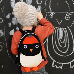 Esthex - Ned penguin Backpack - Backpack - Esthex - Bmini - Design for Kids - 1
