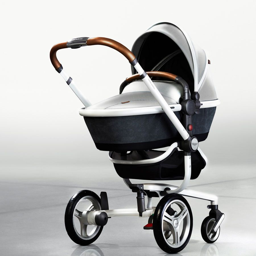 Silver Cross Surf - Aston Martin Edition - Stroller - Bmini | Design for Kids