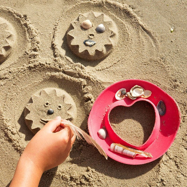 Quut - Sunny Love Magic Shapers - Beach toys - Quut - Bmini - Design for Kids - 1