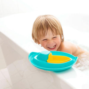 Bath Toy Sloopi Bath Boat - Quut - bath toys - Bmini | Design for Kids