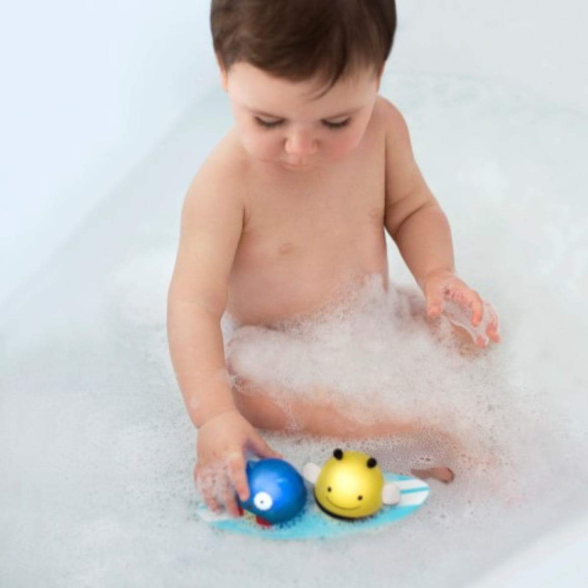 Skip Hop - Bath Toy - Zoo Light Up Surfers