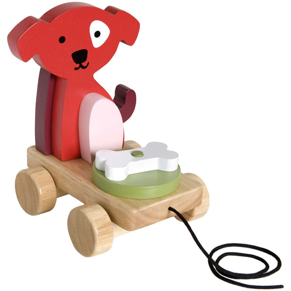 Franck & Fischer - Rosso pull toy - Pull toy - Bmini | Design for Kids