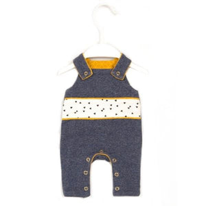 Loved By Lou - Premature baby clothes - Bodysuit - Scout Denim