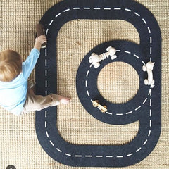 Sebra - Felt roadway - Toys - Sebra - Bmini - Design for Kids - 2