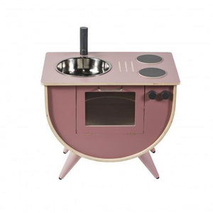 Sebra - Play kitchen - vintage rose - Kitchen - Bmini | Design for Kids