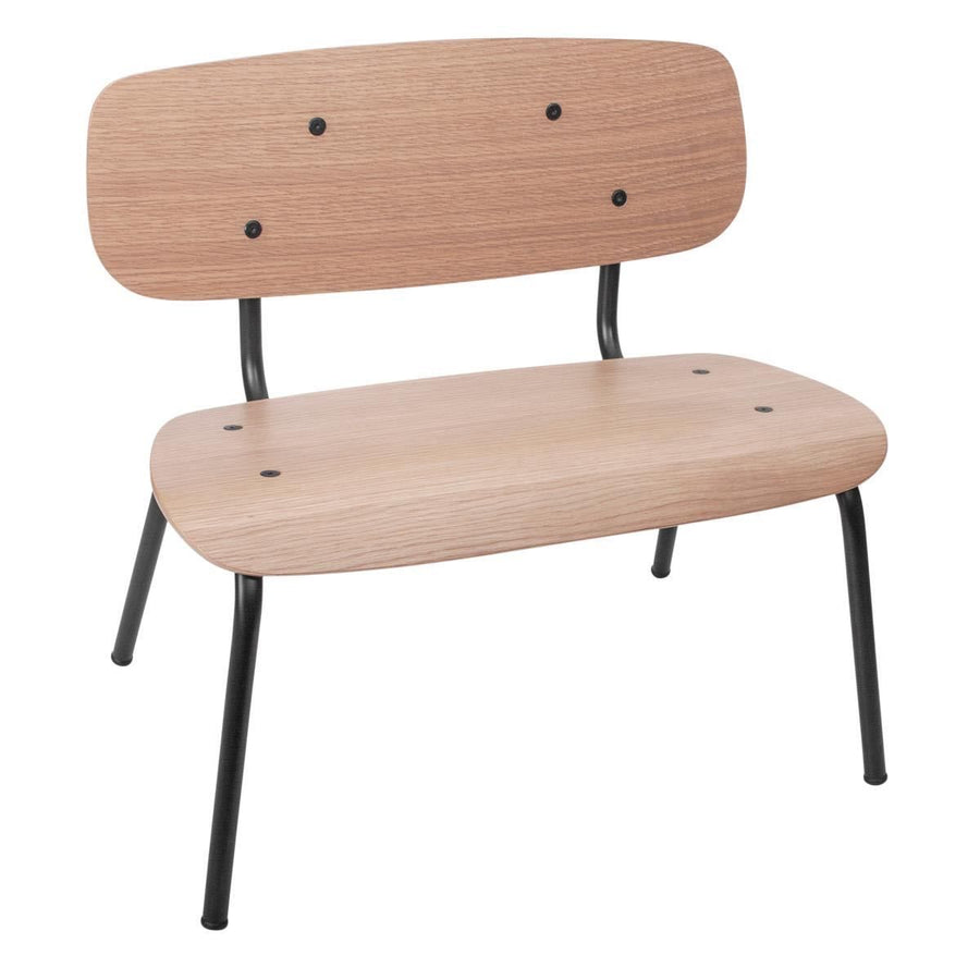 Sebra - Kids bench - Oakee - Chair - Bmini | Design for Kids