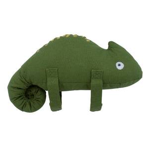Sebra - Musical pull toy - Carley the chameleon - Pull toy - Bmini | Design for Kids