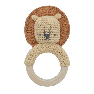 Sebra - Baby rattle - Lee on ring - Rattle - Bmini | Design for Kids
