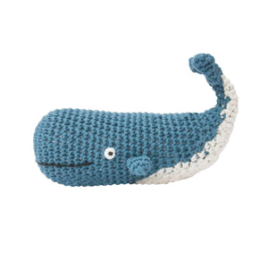Sebra - Baby rattle - Whale - Rattle - Bmini | Design for Kids