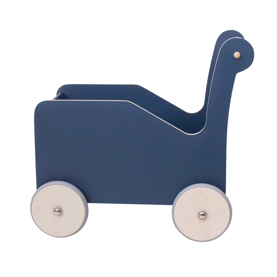 Sebra - Baby walker - Forest lake blue - Toys - Bmini | Design for Kids