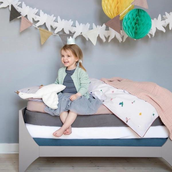 Sebra - Baby Bed linen - Singing birds