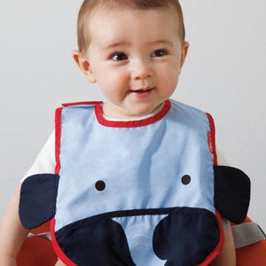 Bib Zoo Elephant - Skip Hop - Bib - Bmini | Design for Kids