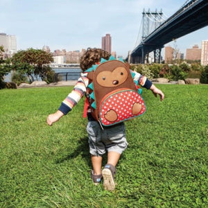 Backpack Zoo Pack Hedgehog - Skip Hop - Backpack - Bmini | Design for Kids