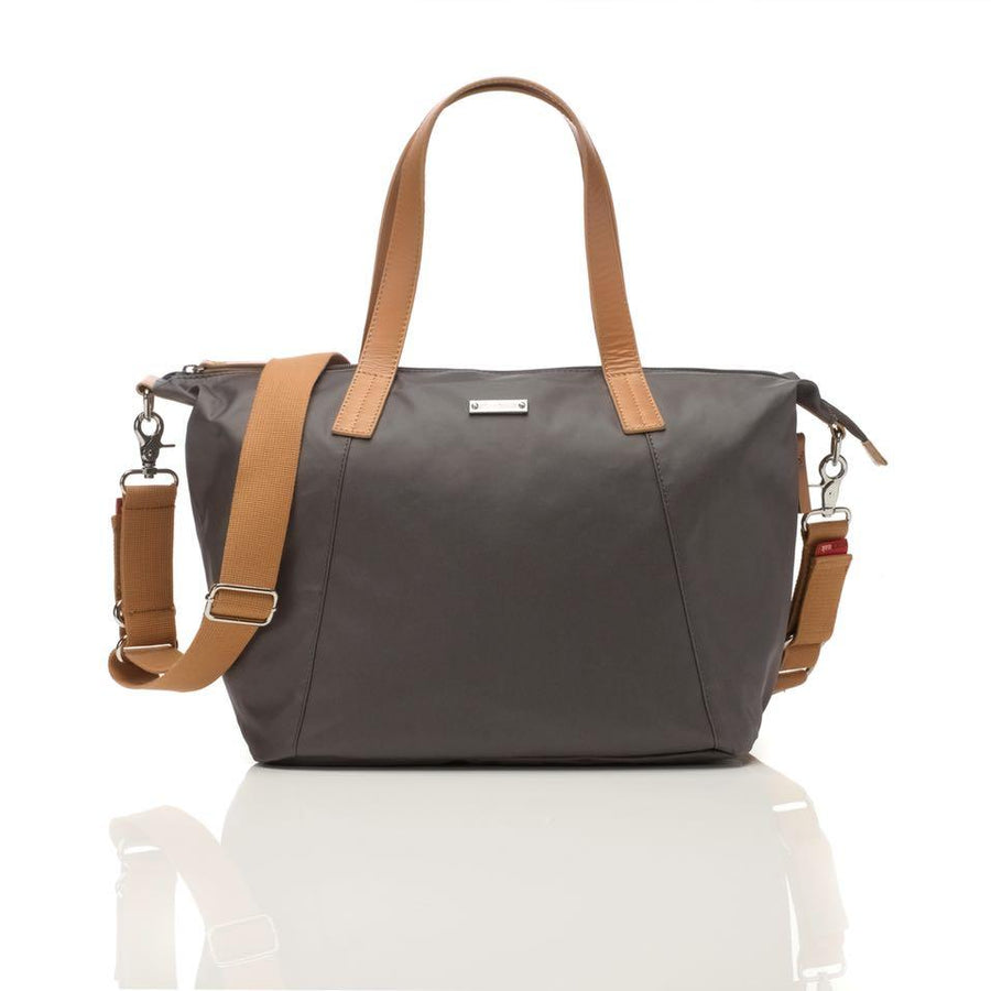 Storksak - Diaper Bag - Noa - Chestnut grey
