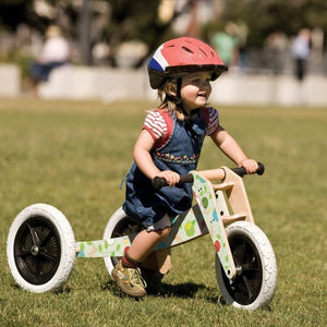 Trike kit - Wishbone - Balance bike - trike - Bmini | Design for Kids