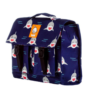 Tula - Schoolbag - Shark - Backpack - Bmini | Design for Kids