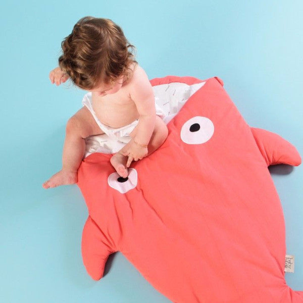 Baby Bites - Sleeping bag - Coral - Sleeping bag - Bmini | Design for Kids
