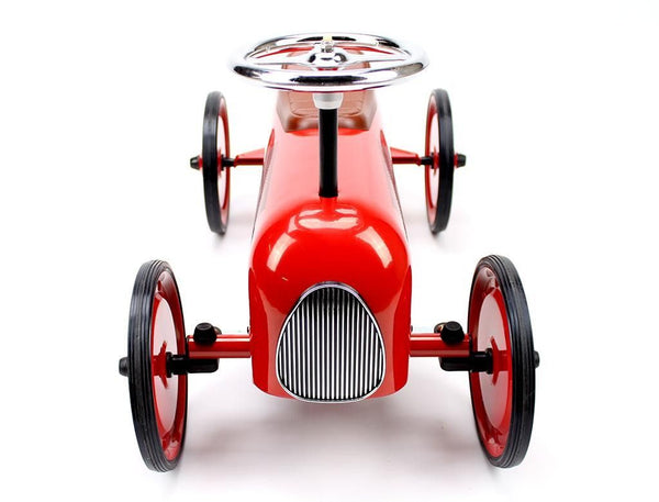 Retro Roller - Classic Red Racer - James - Ride on toy - Retro Roller - Bmini - Design for Kids - 3