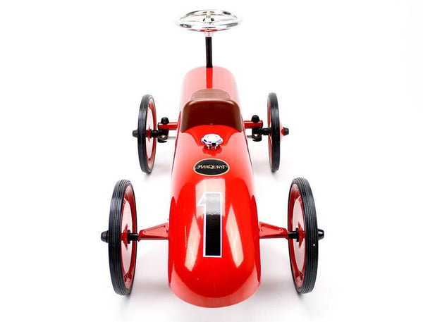 Retro Roller - Classic Red Racer - James - Ride on toy - Retro Roller - Bmini - Design for Kids - 2