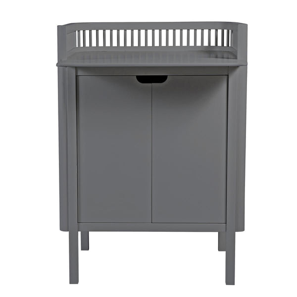 Sebra - Changing Unit - Dark Grey
