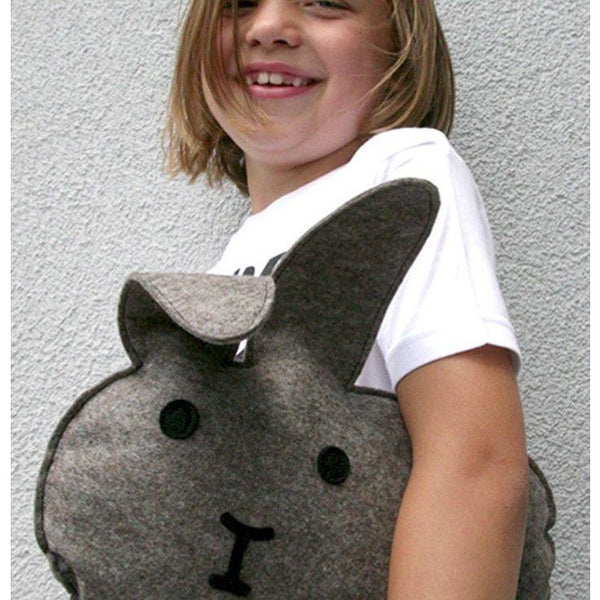 Hektik - Flap the rabbit cuddle - Cuddle - Hektik - Bmini - Design for Kids - 1