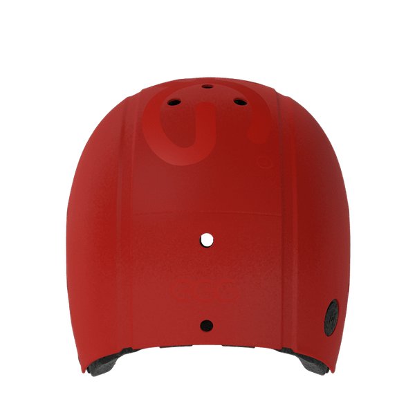 EGG - Kids Helmet - Red - Helmet - Bmini | Design for Kids
