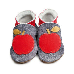 Inch Blue - Apple Dark Denim - Shoes - Inch Blue - Bmini - Design for Kids