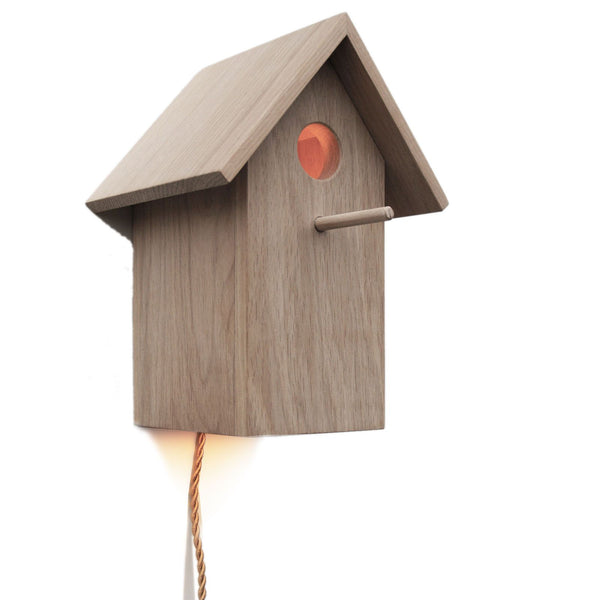 Inke Heiland - Bird House Lamp - Lamp - Inke Heiland - Bmini - Design for Kids - 1