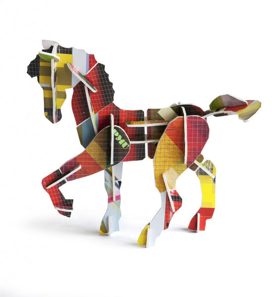 Studio Roof - Totem Horse - Puzzle - StudioRoof - Bmini - Design for Kids - 1