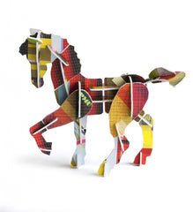 Kids On Roof - Totem Horse - Puzzle - Bmini | Design for Kids