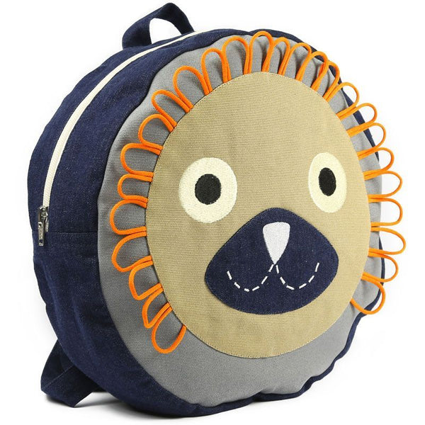 Esthex - Lex lion Backpack - Backpack - Esthex - Bmini - Design for Kids - 2