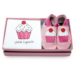 Inch Blue Little cupcake gift set - Shoes - Inch Blue - Bmini - Design for Kids