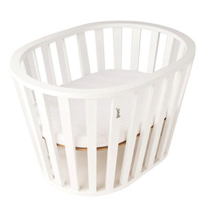 Guum - Miniguum crib - White - Crib - Bmini | Design for Kids