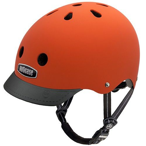 Nutcase street helmet - Dutch Orange - Helmet - Nutcase - Bmini - Design for Kids - 1