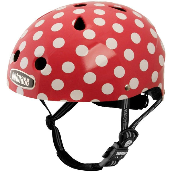 Nutcase street helmet - Simi Mini Dots - Helmet - Nutcase - Bmini - Design for Kids - 1