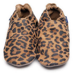 Inch Blue - Plain Cheetah - Shoes - Bmini | Design for Kids