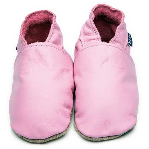 Inch Blue - Plain Pink - Shoes - Inch Blue - Bmini - Design for Kids