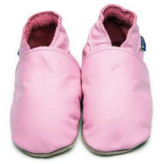Inch Blue - Plain Pink - Shoes - Bmini | Design for Kids
