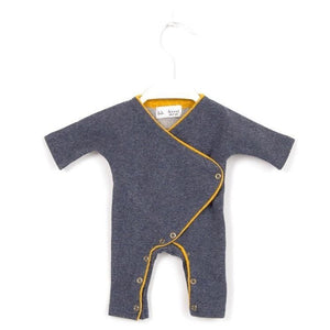 Loved By Lou - Premature baby clothes - Bodysuit - Renee Denim