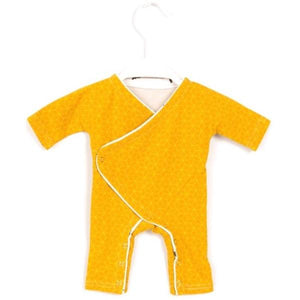 Loved By Lou - Premature baby clothes - Bodysuit - Renee Ochre